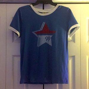 Blue TRUE-CRAFT T-Shirt